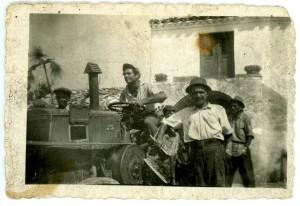 Operai della Bubba nel 1940 (foto rasettascavi.it)