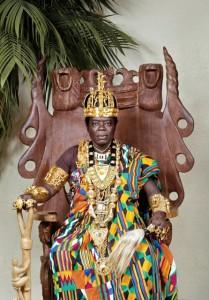 Re Bansah (foto di Mirka Laura Severa, Vice.com)