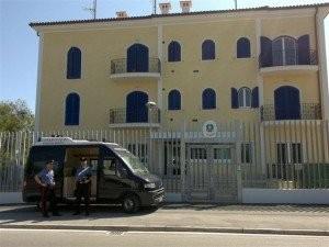 Stazione Carabinieri Porto Recanati (foto Cronache Maceratesi)