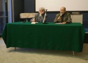 Maurizio Sebastiani e Vanni Semplici