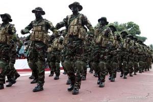 Foto: Armée ivoirienne