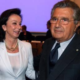 Ing. Carlo De Benedetti (ANSA)