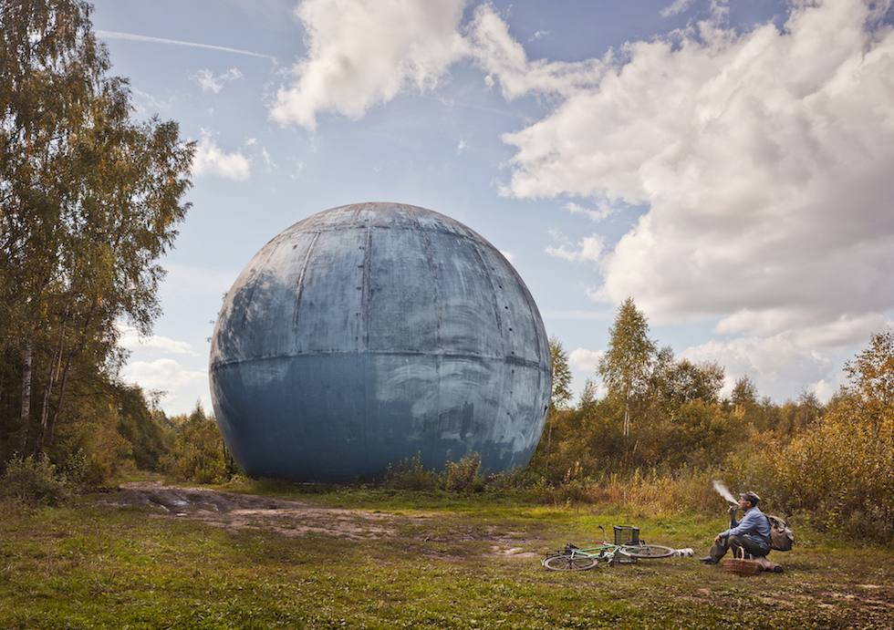 Ball in forest, 2014 (Fairy Tale of Russia - Frank Herfort)