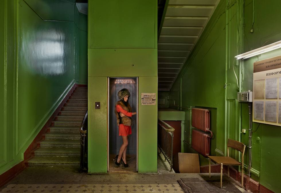 Elevator to Kirov, 2015 (Fairy Tale of Russia - Frank Herfort)