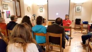 Caludio Gaetani a Cinelinguaggi
