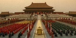 """Una scena del film """"L'ultimo imperatore"""" (foto dvdessential.it)"""