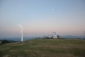 Pala eolica a Montelago