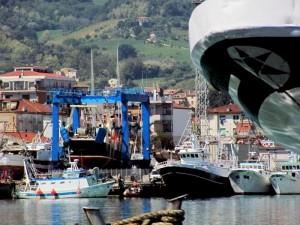 Porto peschereccio a San Benedetto del Tronto (ANSA)