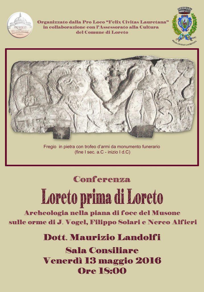 Loreto prima di Loreto