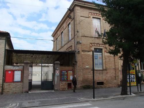 1-Porto Recanati le elementari Diaz, unica scuola statale nel ventennio - sito ilcittadinodirecanati