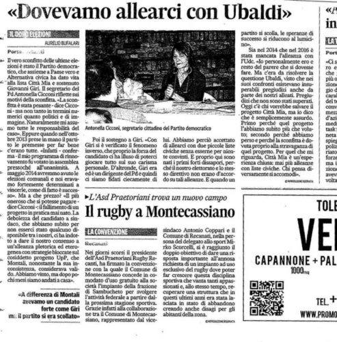 Corriere Adriatico 22062016
