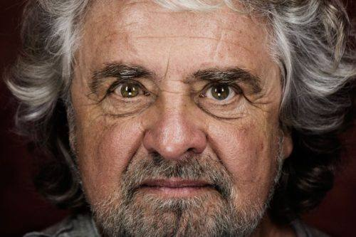 Beppe Grillo. Internet