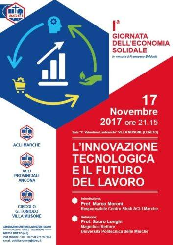 1° Giornata regionale dell'economia solidale