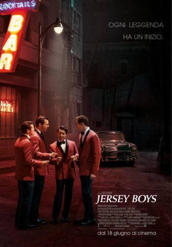 "locandina""Jersey Boys"" di Clint Eastwood"