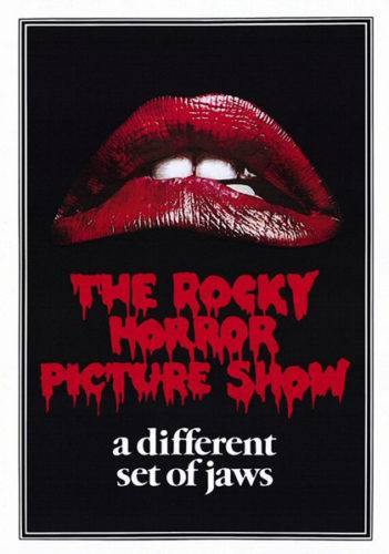 "locandinapg1""The Rocky Horror Picture Show"" di Jim Sharman"