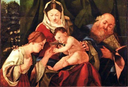 Mostra Lorenzo Lotto Il richiamo delle Marche - Fonte Ansa