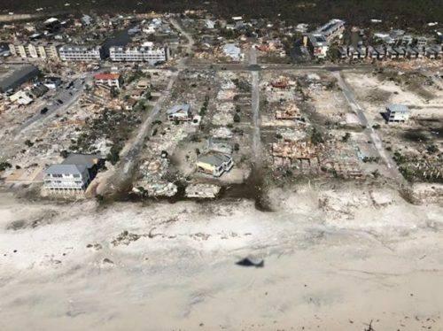 «Come una bomba atomica» La furia di Michael sulla Florida. Corriere