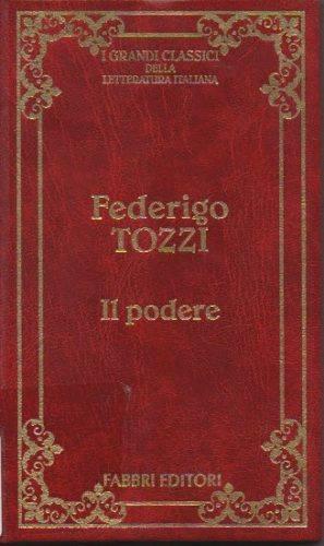 Il podere copertina libro