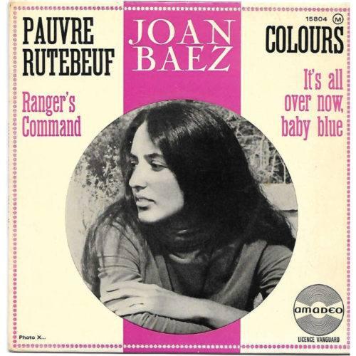 JOAN BAEZ - sito cdandlp.com