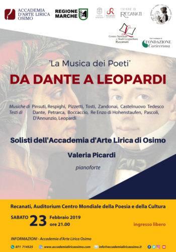 Concerto del 23 febb Auditorium CMP