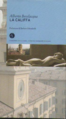 La Califfa copertina romanzo