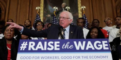 Bernie Sanders REUTERS/Yuri Gripas