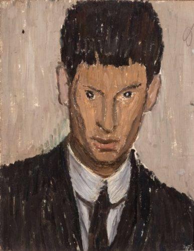 Osvaldo-Licini-Autoritratto-1913-Collezione-Lorenzo-Licini-©-Osvaldo-Licini-by-SIAE-2018-457x590