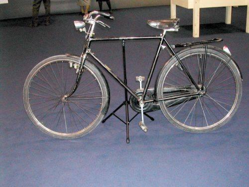 fig. bicicletta Legnano