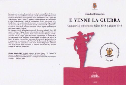 COPERTINA Libro 75esimo Polacchi Civitanova M. C. Bernacchia 29 GIU. 19