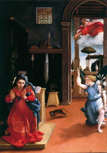 Lorenzo Lotto Fonte Internet