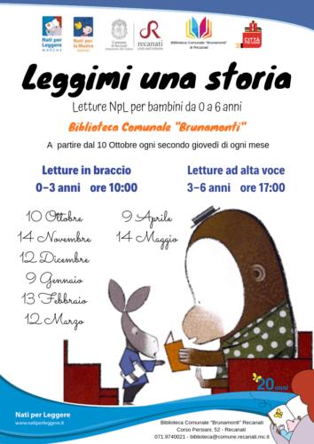 Leggimi una storia(1)