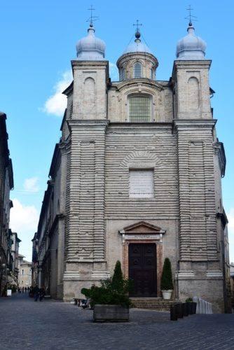 Chiesa di San Filippo Neri - Macerata