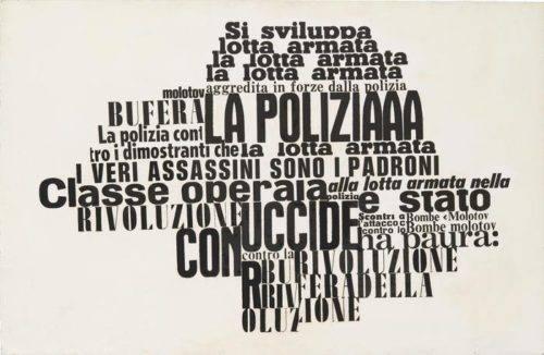 mostra dedicata a Nanni Balestrini