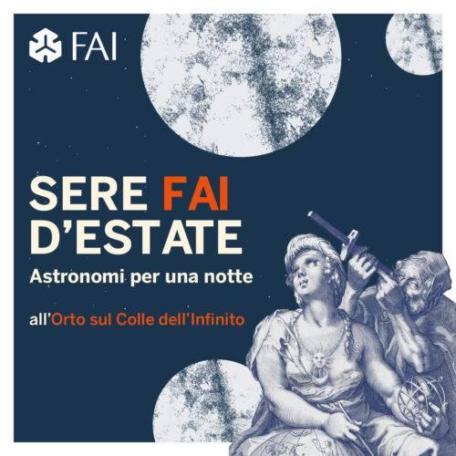 FAI Astronomi per una notte