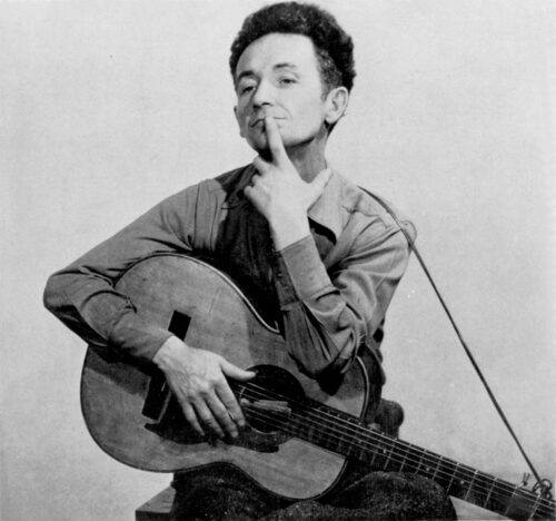 Woody Guthrie Fonte Internet