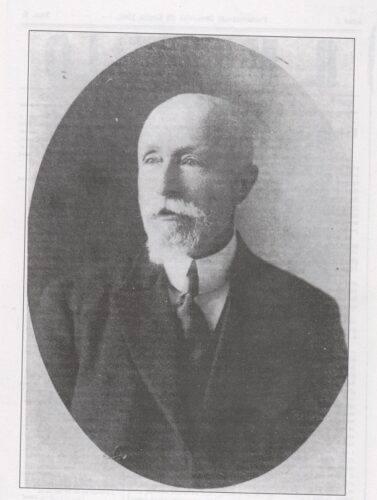 """la foto di Giovanni Lucangeli è tratta dal n. 10 della rivista """"Potentia-Archivi di Porto Recanati e dintorni"""""""
