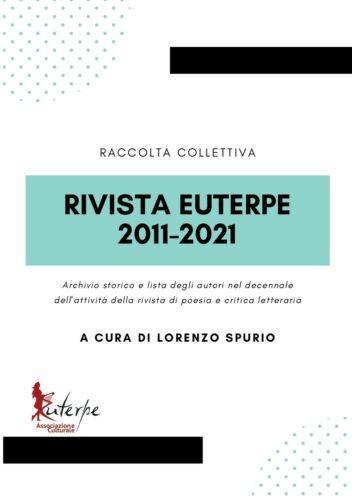 2021_Rivista Euterpe 2011-2021_cover