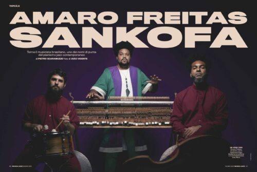 Musica Jazz - Amaro, Sankofa