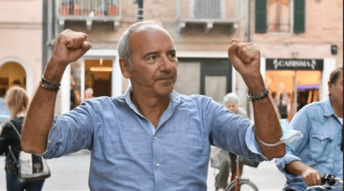 Andrea Michelini fonte Quotidiano.net