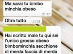 Insulti sui social (Corriere Web)
