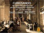 """""""Curiosando"""", mercatino del collezionismo, piccolo antiquariato e artigianato"""
