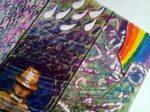 r) Impossibile Mosaico con i colori della speranza di Carlo Iacomucci -fare arte in tempo del C.V. - 2021